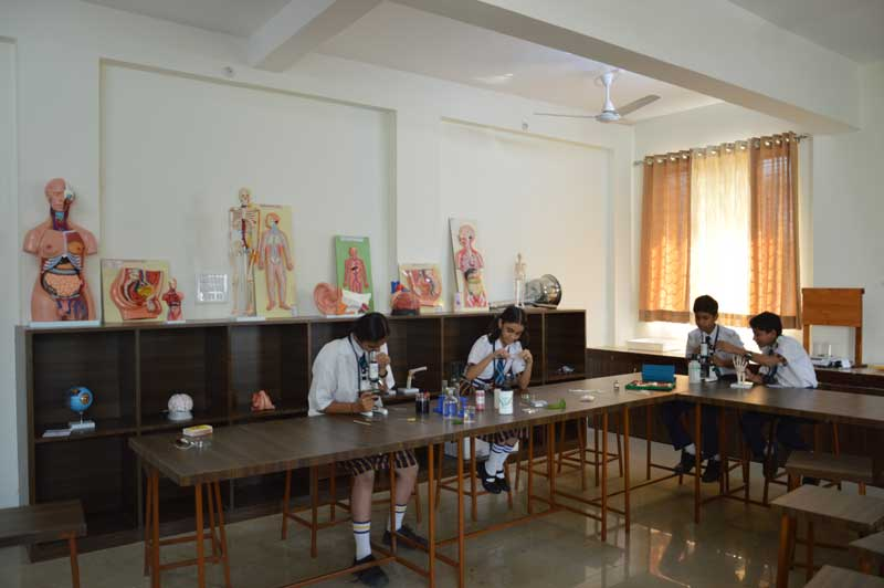top five schools in bhopal