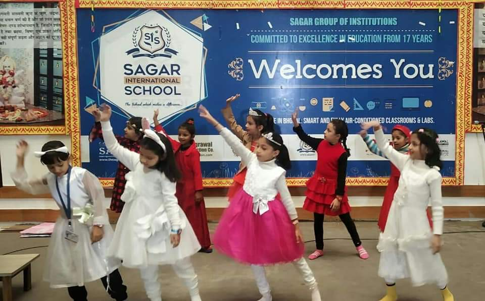 top private school in Bhopal